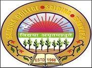 Saldiha College logo