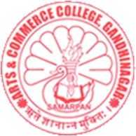 Samarpan Arts and Commerce College, Gandhi Nagar logo