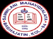Sammilani Mahavidyalaya logo