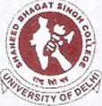 Shaheed Bhagat Singh College logo