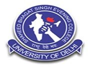 Shaheed Bhagat Singh College (Evening) logo