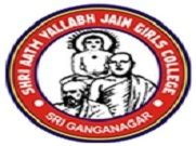 Sri Atam Vallabh Jain Girls College logo