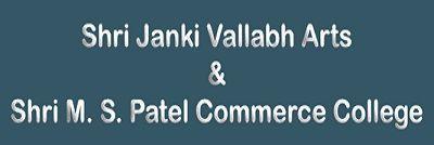 Shri Janki Vallabh Arts And Shri MS Patel Commerce College logo