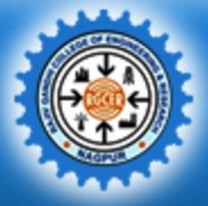 Rajiv Gandhi College of Engineering and Research logo