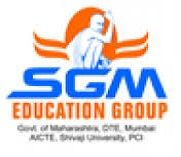 Sant Gajanan Maharaj College of Engineering logo