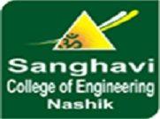 Sanghavi College of Engineering logo