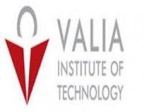 Valia Institute of Technology logo