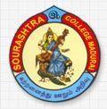 Sourashtra College logo