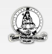 Sree Sankara College kalady logo