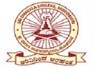Sri Dhavala College, Moodbidri logo