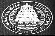 Sri Venkateswara College logo