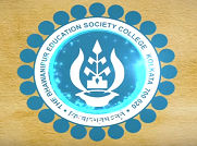 The Bhowanipur Education Society College logo