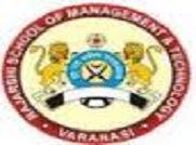 Udai Pratap College logo