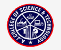 A.J. College of Science and Technology Thonnakkal logo
