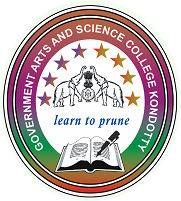 Government Arts and Science College, Kondotty logo