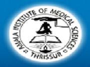 Amala college of Nursing logo
