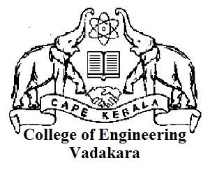 College of Engineering Vadakara logo