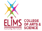 Elims College Of Arts And Science logo