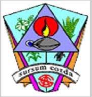 St Aloysius College Elthuruthu logo
