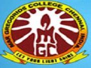 Mar Gregorios College logo