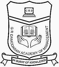 GR Damodaran Academy of Management logo