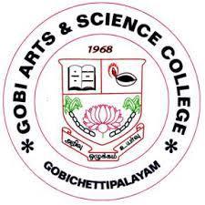 Gobi Arts and Science College, Gobichettipalayam logo