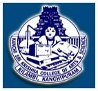 Kanchi Shri Krishna College of Arts and Science Kilambi, Kanchipuram logo