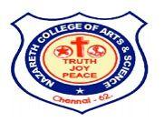 Nazareth College of Arts and Science, Avadi logo
