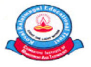Kovai Kalaimagal College Of Arts And Science logo