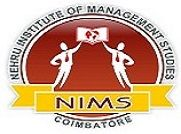 Nehru Institute of Management studies logo