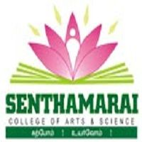 Senthamarai College of Arts and Science logo