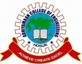 Adhiyamaan College Of Engineering Architecture logo