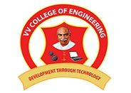 V V College of Engineering, Tirunelveli logo