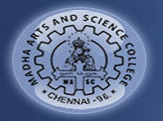 Madha Arts and Science College logo
