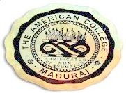 The American College logo