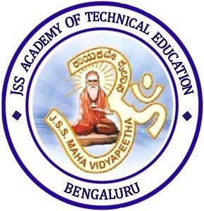 JSS Academy of Technical Education logo