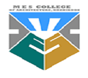 MES College of Architecture Kakkodi logo