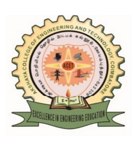 Akshaya College of Engineering and Technology logo