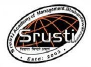 Srusti Academy of Management logo