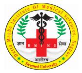 Jawaharlal Nehru Medical College logo