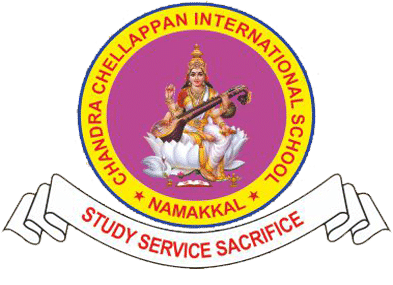 Chandra Chellappan College of Education logo