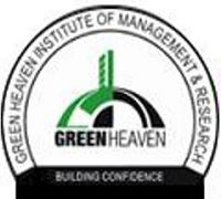 Green Heaven Institute of Management and Research logo