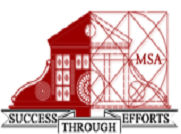 Mysore School of Architecture logo