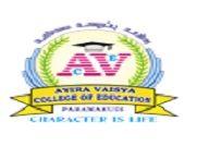 Ayira Vaisya College of Education logo