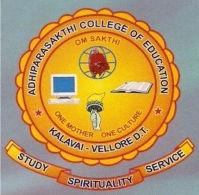 Adhiparasakthi College of Education logo