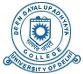 Deen Dayal Upadhyaya College logo