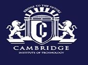 Cambridge Institute Of Technology logo