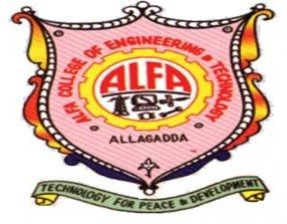 Alfa College of Engineering and Technology logo