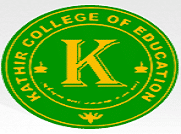 Kathir College of Education logo