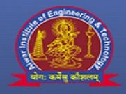 Alwar Institute of Engineering and Technology logo